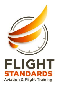 Flight Standards Aviation & Flight Training Logo