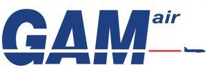 GAM Air Logo